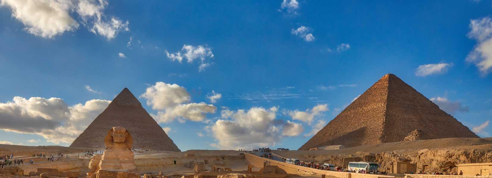 Piramide van Giza - Cairo